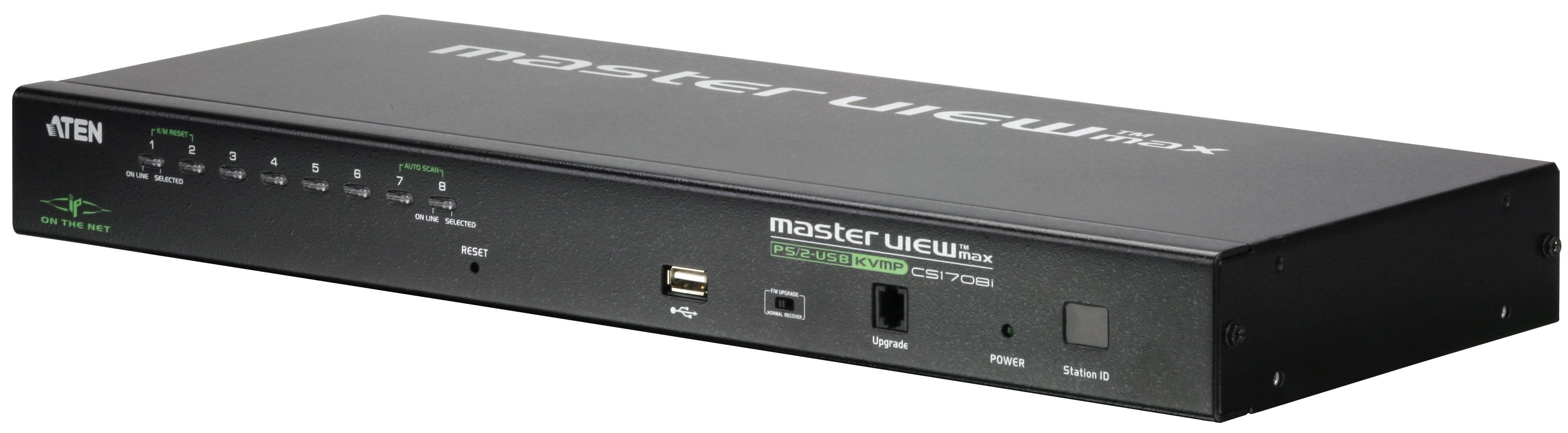 CS1708I Przełącznik KVM IP